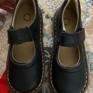 Dr martens kids cal strap Mary Jane shoes